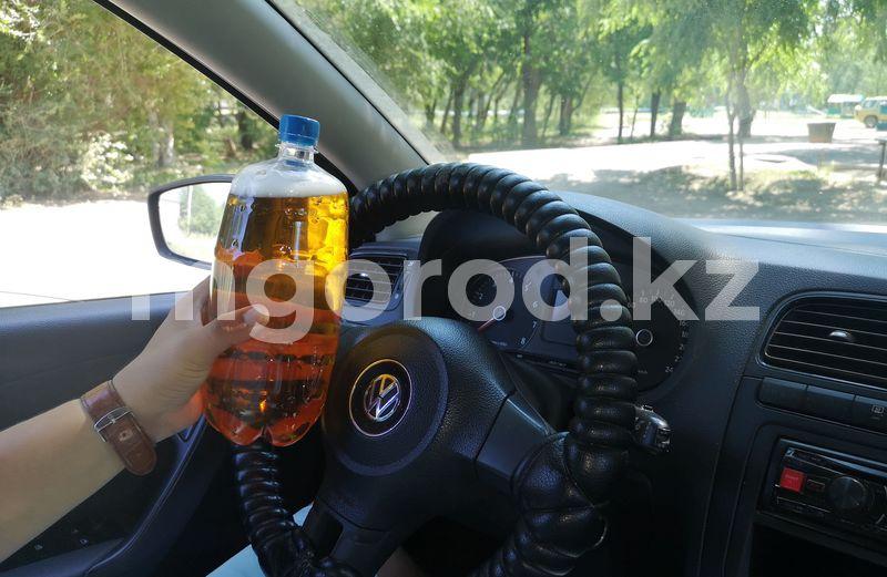 Пьяный иностранец совершил ДТП в Атырау Пьяный иностранец совершил ДТП в Атырау