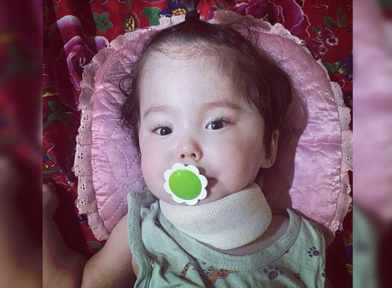За три часа казахстанцы собрали деньги на лечение трехлетней малышке из Уральска Трехлетней малышке из Уральска не хватает 200 тысяч тенге на лечение
