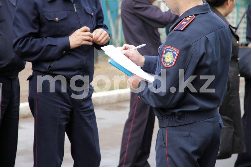 Полномочия участковых инспекторов полиции расширят в Уральске Полномочия участковых инспекторов полиции расширят в ЗКО