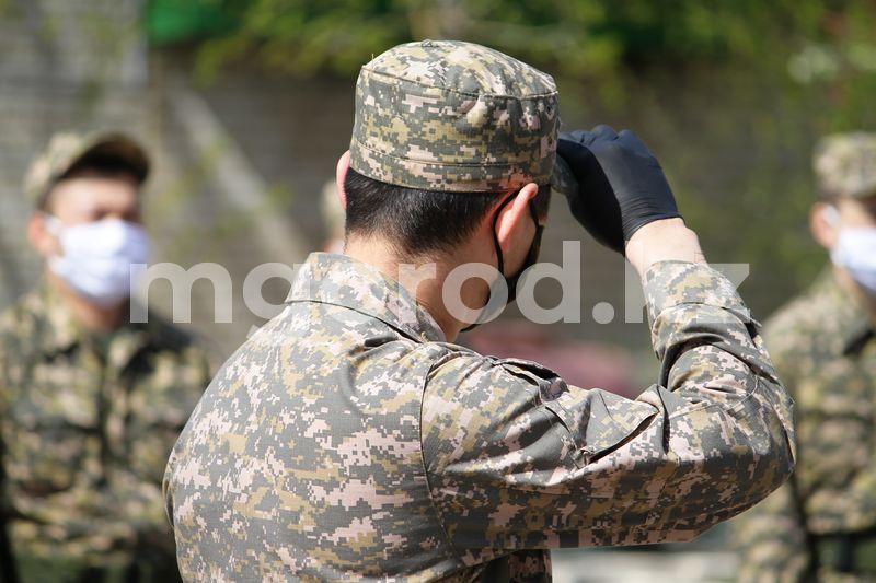 600 молодых новобранцев отправятся на воинскую службу из ЗКО 600 молодых новобранцев отправятся на воинскую службу из ЗКО