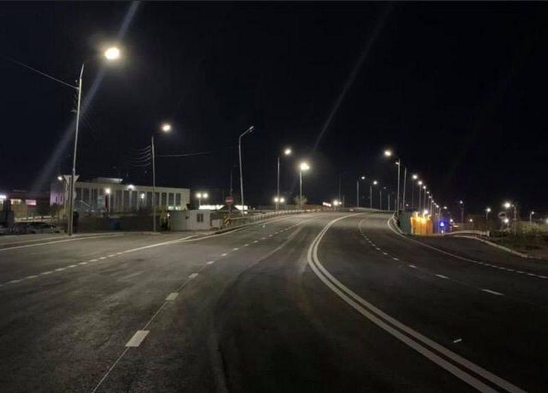 В Атырау после ремонта открыли путепровод В Атырау открыли путепровод