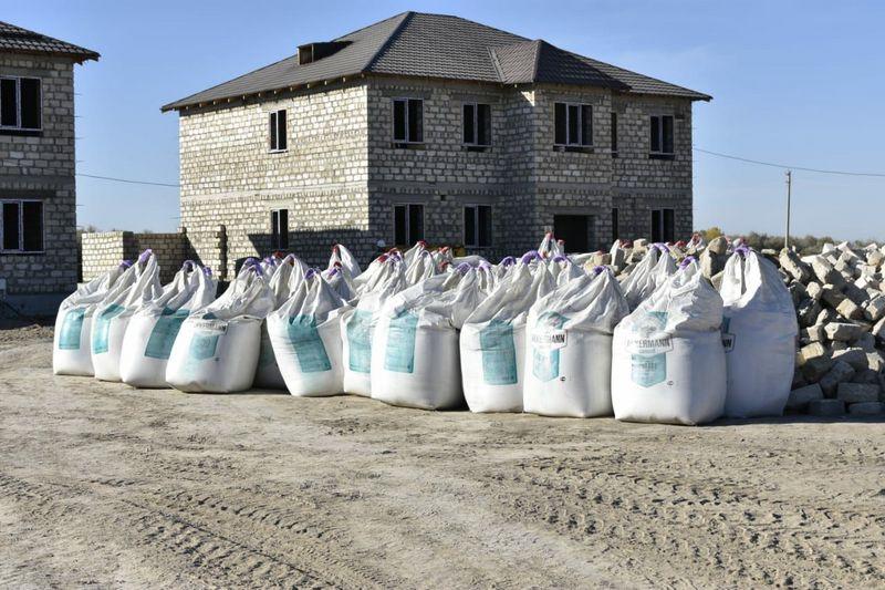 В Атырауской области строится детская деревня семейного типа В Атырауской области строится детская деревня семейного типа