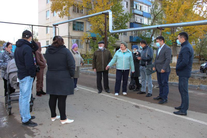 Заброшенный сквер восстановят в Уральске Заброшенный сквер восстановят в Уральске
