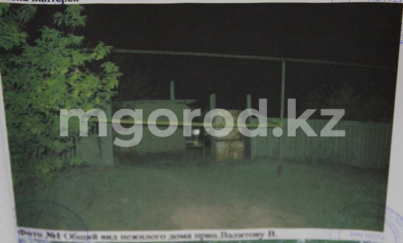 Житель ЗКО убил друга детства и закопал в погребной яме В ЗКО мужчина убил друга детства и закопал в яму