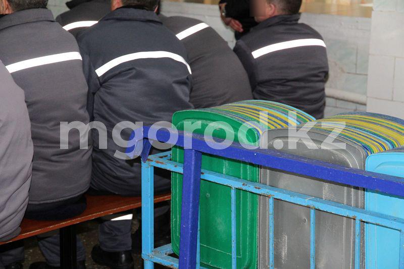 В тюрьмах Атырау разрешили свидания Осуждённых в Казахстане с января будут кормить на 1050 тенге в день