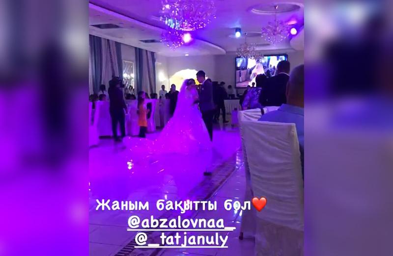 В ЗКО сельский аким устроил пышную свадьбу сыну в ресторане (видео) Аким села ЗКО устроил пышный той своему сыну в ресторане (видео)