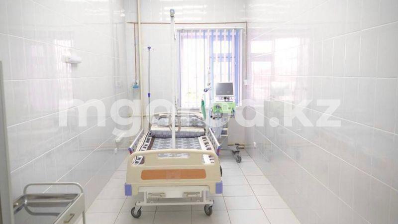 В районе ЗКО не хватает врачей Новую больницу достроили в районе Атрауской области