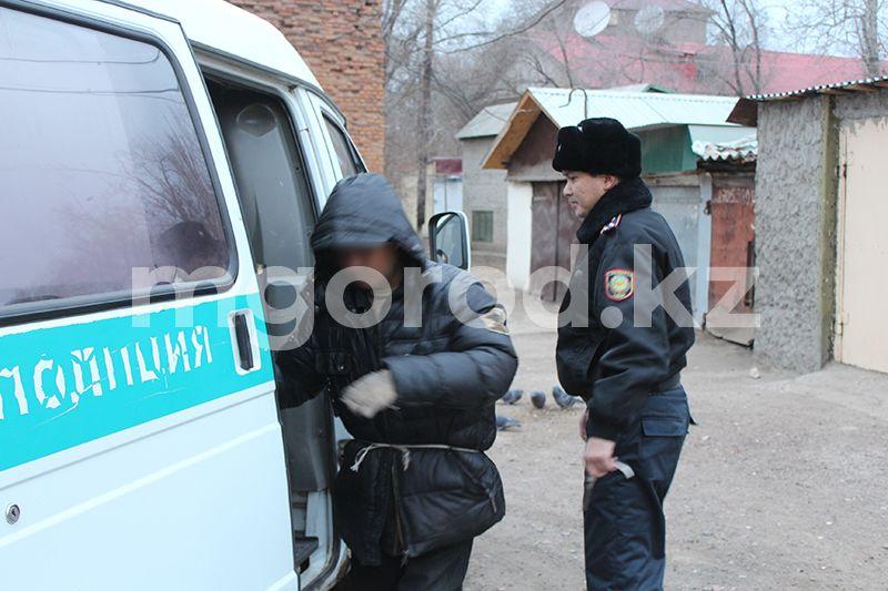Боеприпасы нашли у бомжа в Уральске Полицейские Уральска нашли у бомжа боеприпасы
