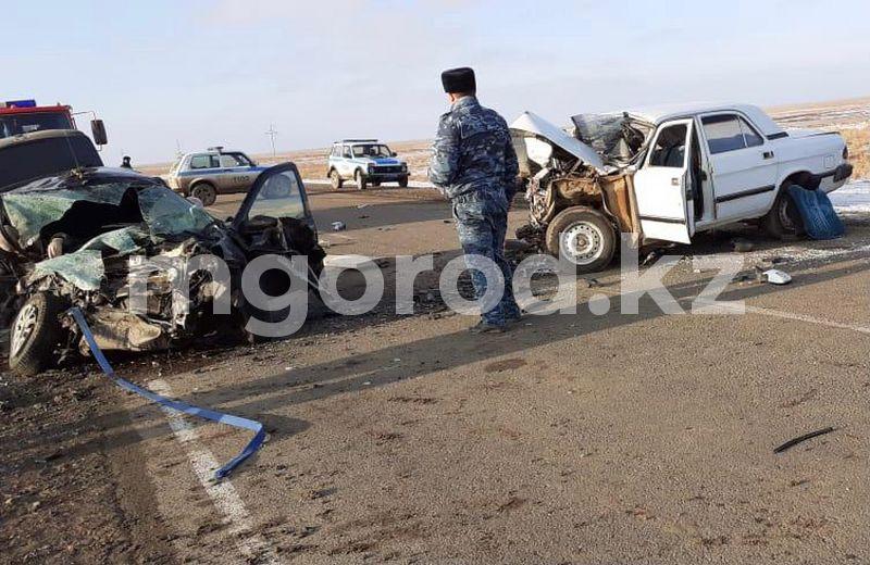 Смертельное ДТП на трассе в ЗКО: умерла еще одна пассажирка Водитель и два пассажира погибли при столкновении «Волги» и «Гранты» на трассе ЗКО (фото)