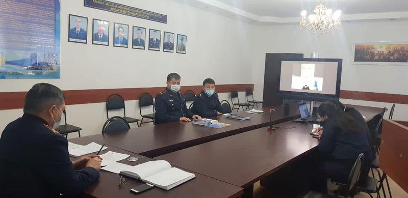 Начальник ДУИС Атырауской области ответил на вопросы родных заключенных Почему приостановили длительные свидания для осужденных - ответил начальник ДУИС Атырауской области