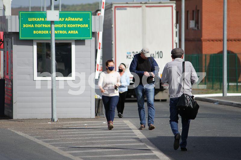 COVID-19 выявили у семи человек, прибывших в ЗКО из-за границы Казахстан усиливает ограничительные меры на госгранице