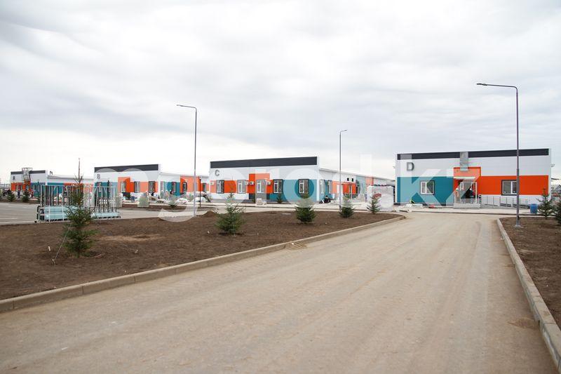 В ЗКО завершено строительство модульной инфекционной больницы Как будет выглядеть модульная инфекционная больница в Уральске за 7,2 миллиарда тенге (фото)