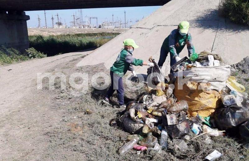 В Атырау из мусора будут производить электроэнергию Дополнительные мусорные контейнеры появятся в нескольких сёлах Сырымского района ЗКО