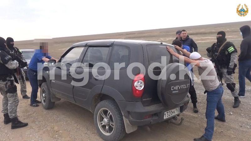 Более 700 рогов сайги обнаружили полицейские ЗКО у членов ОПГ (фото) Более 700 рогов сайги обнаружили полицейские у членов двух ОПГ в ЗКО