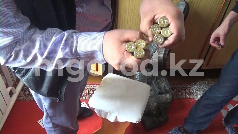 Более 700 рогов сайги обнаружили полицейские ЗКО у членов ОПГ (фото) Более 700 рогов сайги обнаружили полицейские у членов двух ОПГ в ЗКО (фото)