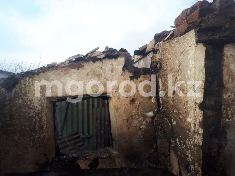 Тело пожилой женщины обнаружено на месте пожара в селе ЗКО Тело пожилой женщины обнаружено на месте пожара в селе ЗКО