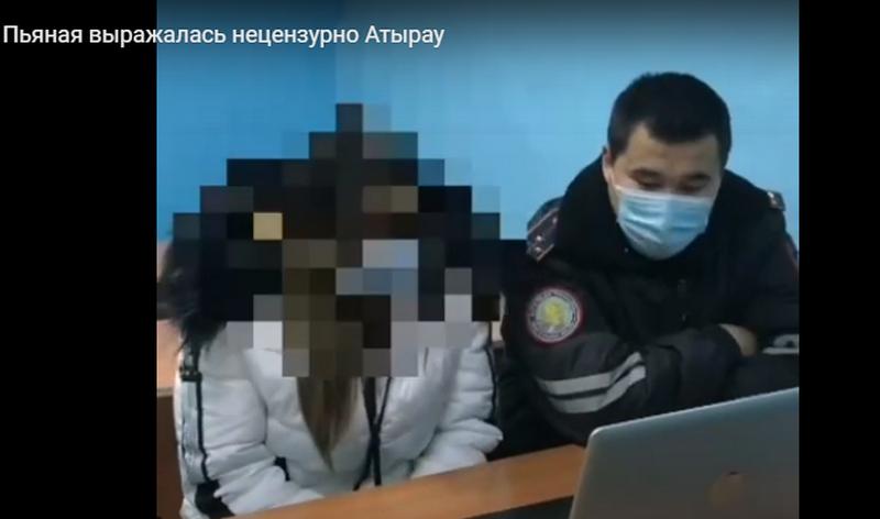 Жительница Атырау обматерила полицейских в прямом эфире Instagram (видео) Жительница Атырау обматерила полицейских в прямом эфире (видео)