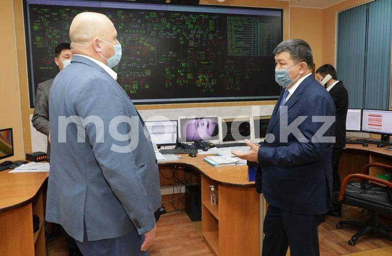 Аким Атырауской области поручил не допускать сбоев в системе энергообеспечения Аким Атырауской области поручил не допускать сбоев в системе энергообеспечения
