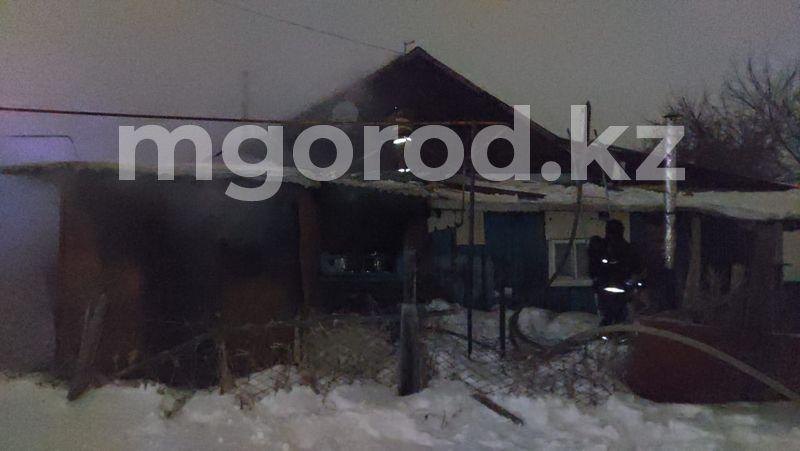 Труп пенсионера обнаружили на месте пожара в Уральске Труп пенсионера обнаружили на месте пожара в Уральске
