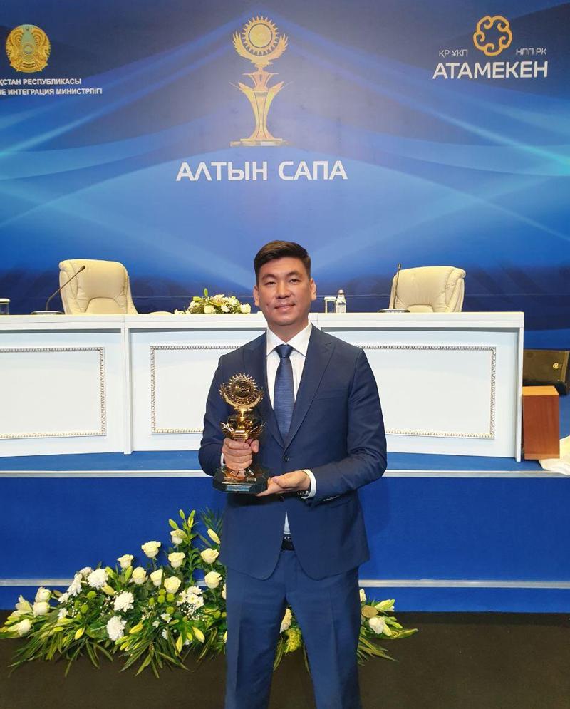Как за 5 лет создать производство, не имеющее аналогов в Казахстане, и получить премию президента РК Как за 5 лет создать производство, не имеющее аналогов в Казахстане и получить премию Президента РК?