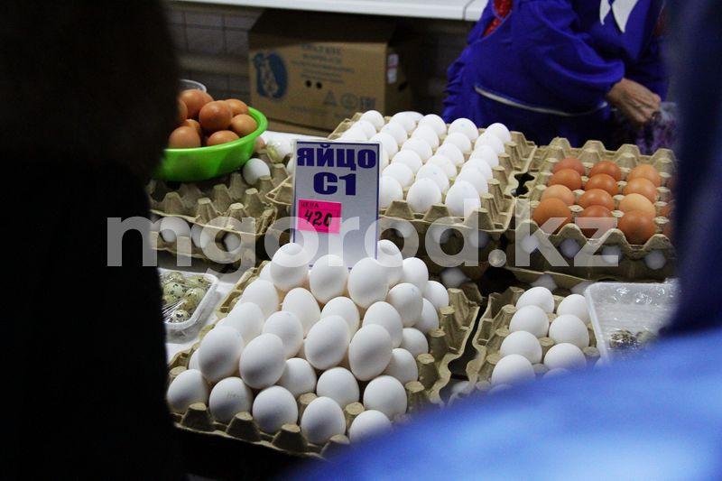 Яйца подорожали в ЗКО на 12,9% Уральцы возмущены ростом цен на яйца