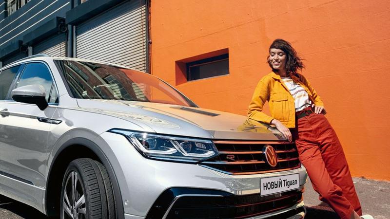 Volkswagen объявляет о начале продаж нового Tiguan Volkswagen объявляет о начале продаж нового Tiguan