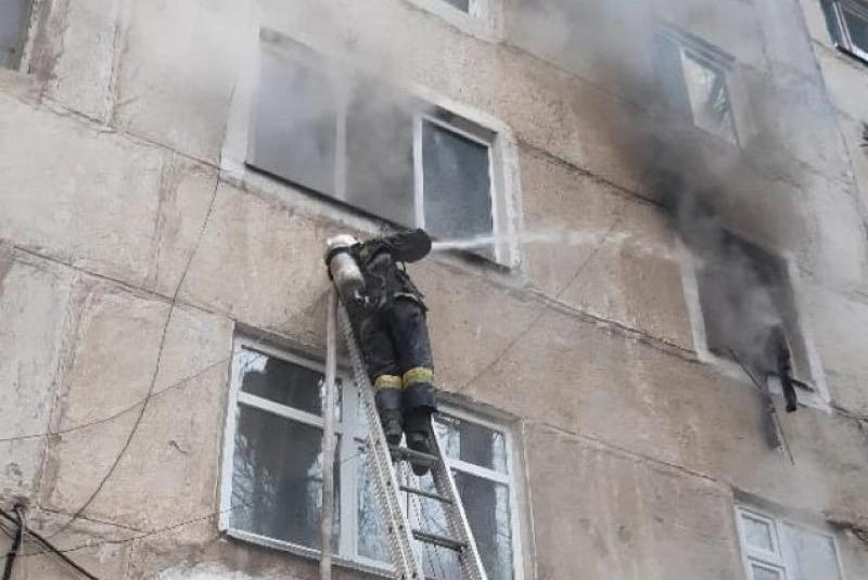 Пятеро детей погибли из-за пожара в Жамбылской области Пятеро детей погибли из-за пожара в Жамбылской области