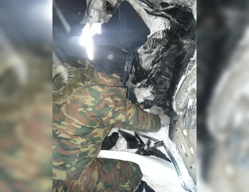 Четыре человека погибли в ДТП на трассе Уральск-Атырау, где всего несколько дней назад погибли 7 человек Четыре человека погибли в ДТП на автодороге Уральск-Атырау, на которой всего несколько дней назад погибли 7 человек