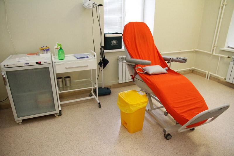 Центр гемодиализа Diaverum приглашает уральцев очистить кровь от токсинов и вредных веществ Центр гемодиализа «Diaverum» приглашает уральцев очистить кровь от токсинов и вредных веществ