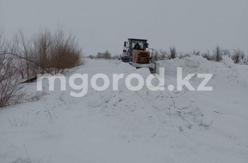 Четвертый день без электричества сидят жители села в ЗКО Четвертый день без электричества сидят жители села в ЗКО