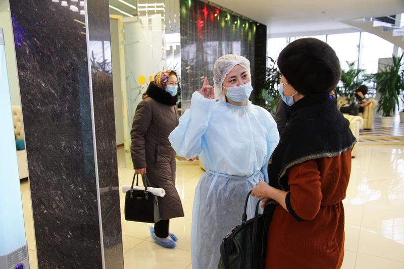 Уральцы могут бесплатно пройти ПЦР-тестирование в Uniserv Medical Center Уральцы могут бесплатно пройти ПЦР-тестирование в Uniserv Medical Center