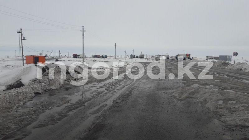 Специальная комиссия побывала на казахстанско-российской границе в ЗКО (видео) Специальная комиссия побывала на казахстанско-российской границе в ЗКО