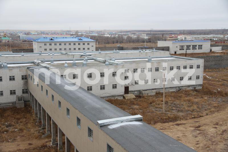 В недостроенном здании СИЗО в Уральске могут разместить кардиобольницу В недостроенном здании СИЗО в Уральске могут разместить кардиобольницу
