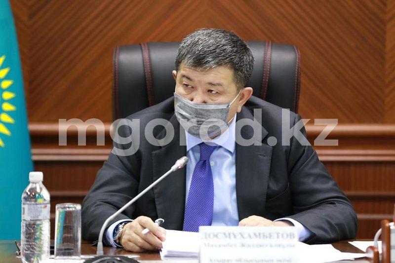 Подчинюсь закону: Аким Атырауской области ответил на вопрос о своей отставке Аким Атырауской области возмутился услугами медучреждений