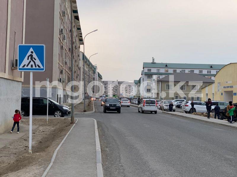 В Атырау завершили ремонт проспекта Бейбарыса В Атырау завершили ремонт проспекта