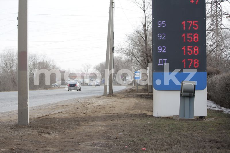 В Уральске резко подорожал бензин: в управлении энергетики не смогли назвать причину повышения цены Как обстоят дела с бензинов в Уральске