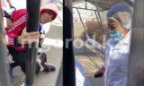 В Уральске пьяный постоялец дома престарелых заявил о воровстве и порезал себя (видео)