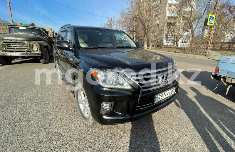 Lexus сбил женщину в Уральске: пострадавшая находится в реанимации Внедорожник сбил женщину в Уральске: пострадавшая в крайне тяжелом состоянии