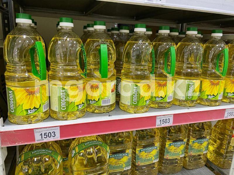 Подсолнечное масло подорожало в ЗКО Один литр масла подорожал более чем на 100 тенге в ЗКО