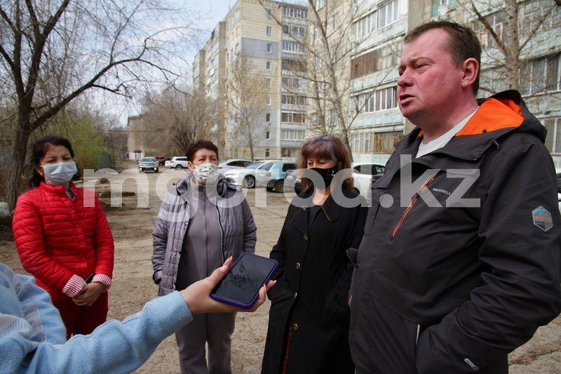 Аким города обещал нам зеленый бульвар на этом месте - уральцы о строительстве многоэтажки Аким Уральска обещал зеленый бульвар: