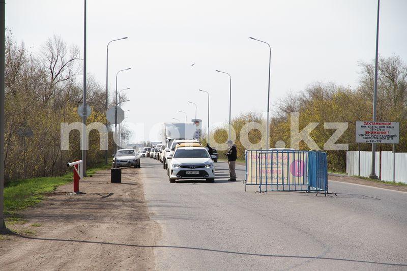В ЗКО отменили запрет на передвижение после полуночи и уберут блокпосты В Уральске заработали блокпосты (фото)