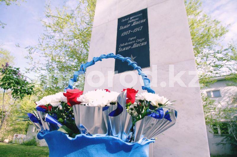 В Уральске отметили День Победы В Уральске отметили День Победы