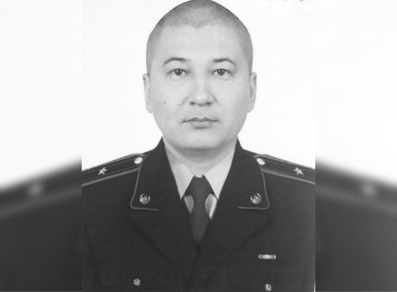 Полицейский погиб в ДТП на автодороге Уральск-Таскала Полицейский погиб в ДТП на трассе Уральск-Таскала