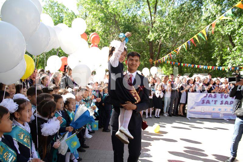 Как пройдет последний звонок в школах Казахстана Как пройдет последний звонок в школах Казахстана
