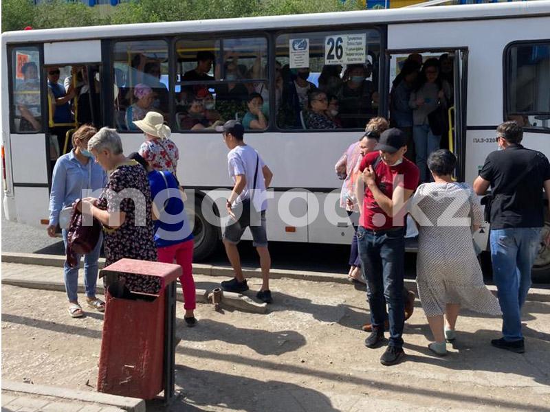 """Из-за пассажиров без масок уральские перевозчики могут остаться без субсидий от государства Водители автобусов ежедневно присваивали по 15-25 тысяч тенге - руководитель ТОО """"Автопарк"""" в Актобе"""