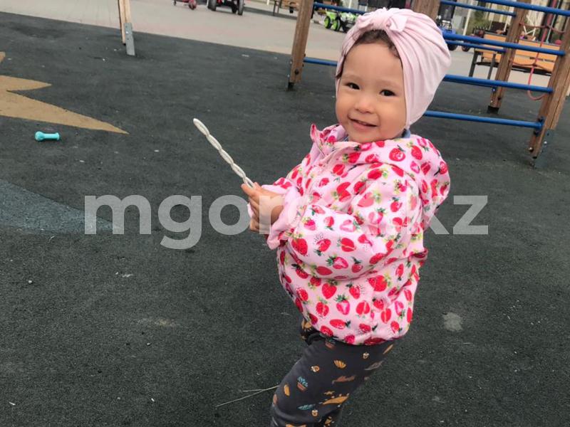 2-летней девочке из Уральска, родившейся без уха, нужна операция 2-летней девочке из Уральска, родившейся без уха, нужна операция