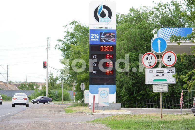Почему в ЗКО не снижается цена на бензин Почему в ЗКО не снижается цена на бензин