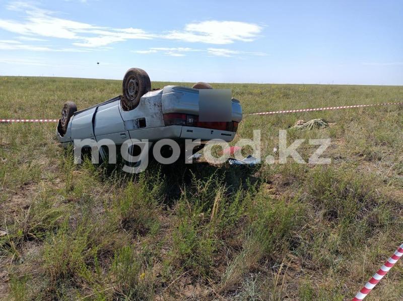 29-летний мужчина погиб в аварии на автодороге в ЗКО 29-летний мужчина погиб в аварии на автодороге в ЗКО