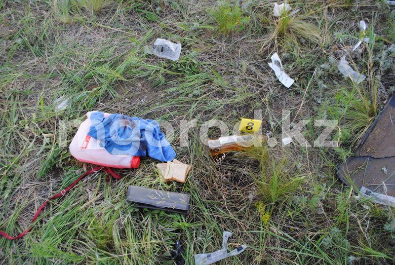 Появились фото с места гибели полицейского ЗКО Фото появились с места гибели полицейского ЗКО