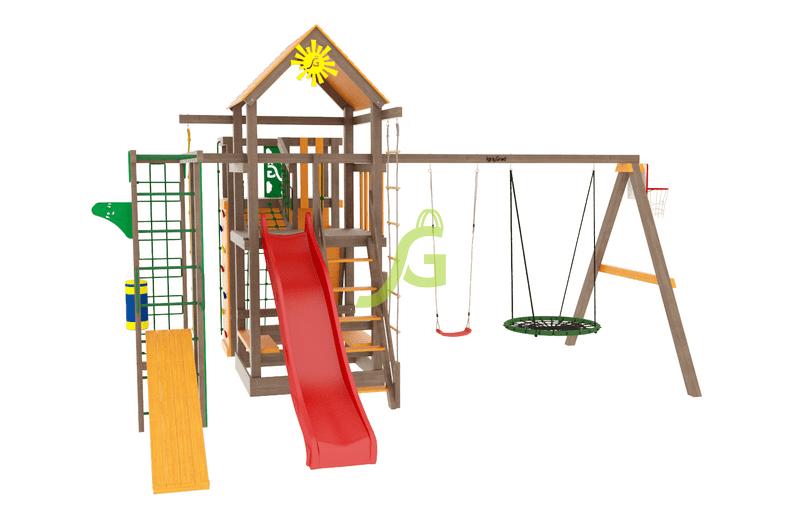 Создайте красочный игровой мир для детей Создайте красочный игровой мир для детей